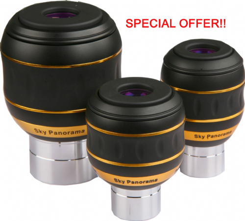 Sky-Watcher Eyepieces